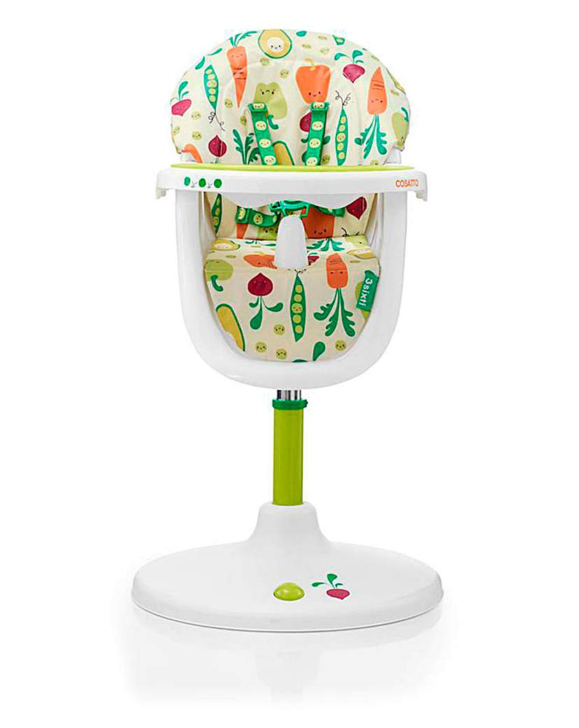 Image of Cosatto 3 Sixti Highchair