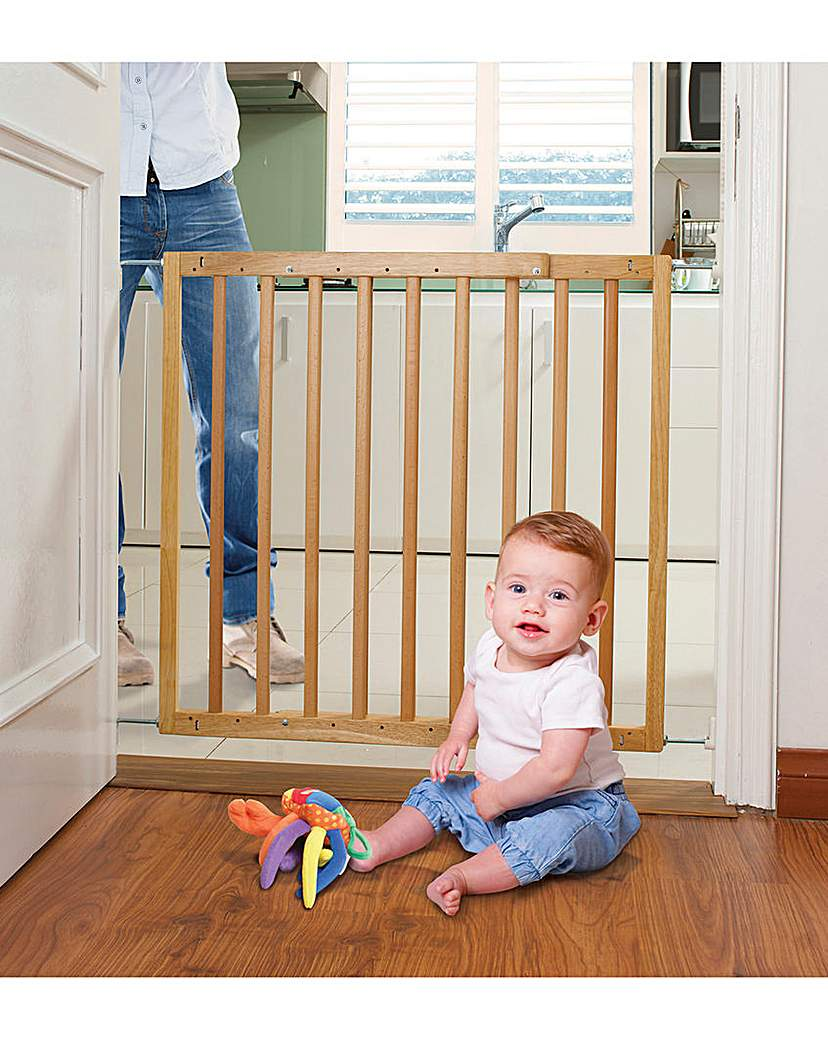 Dreambaby Hudson Self-Assembly Gro-Gate