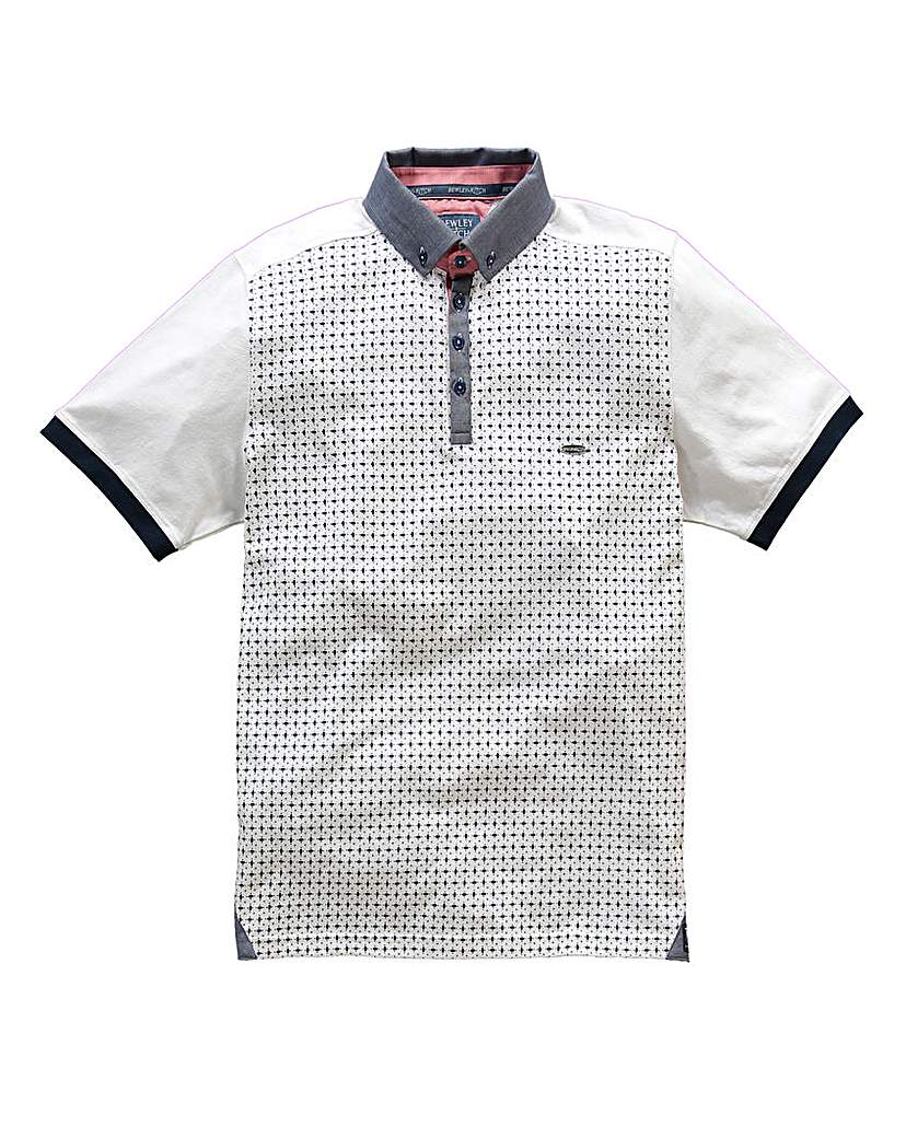 Image of Bewley & Ritch Blay White Polo