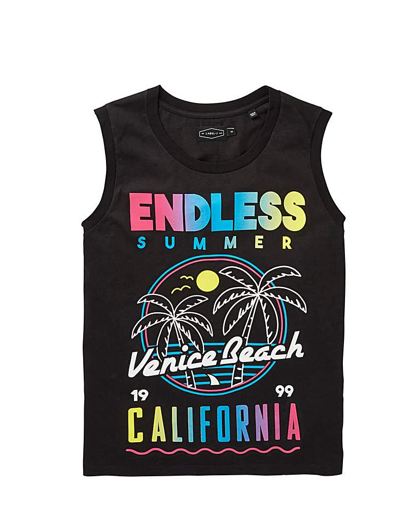 Image of Label J Endless Vest Long