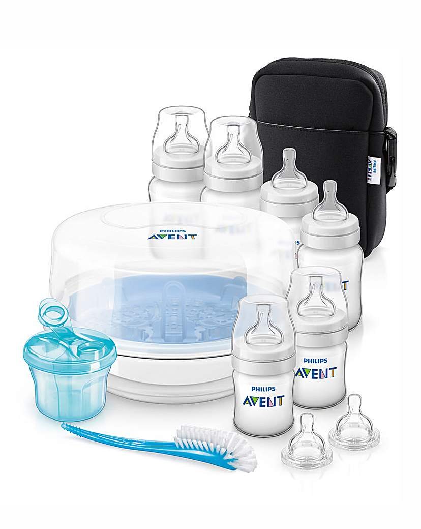 Image of Philips Avent Classic Anti-Colic Set