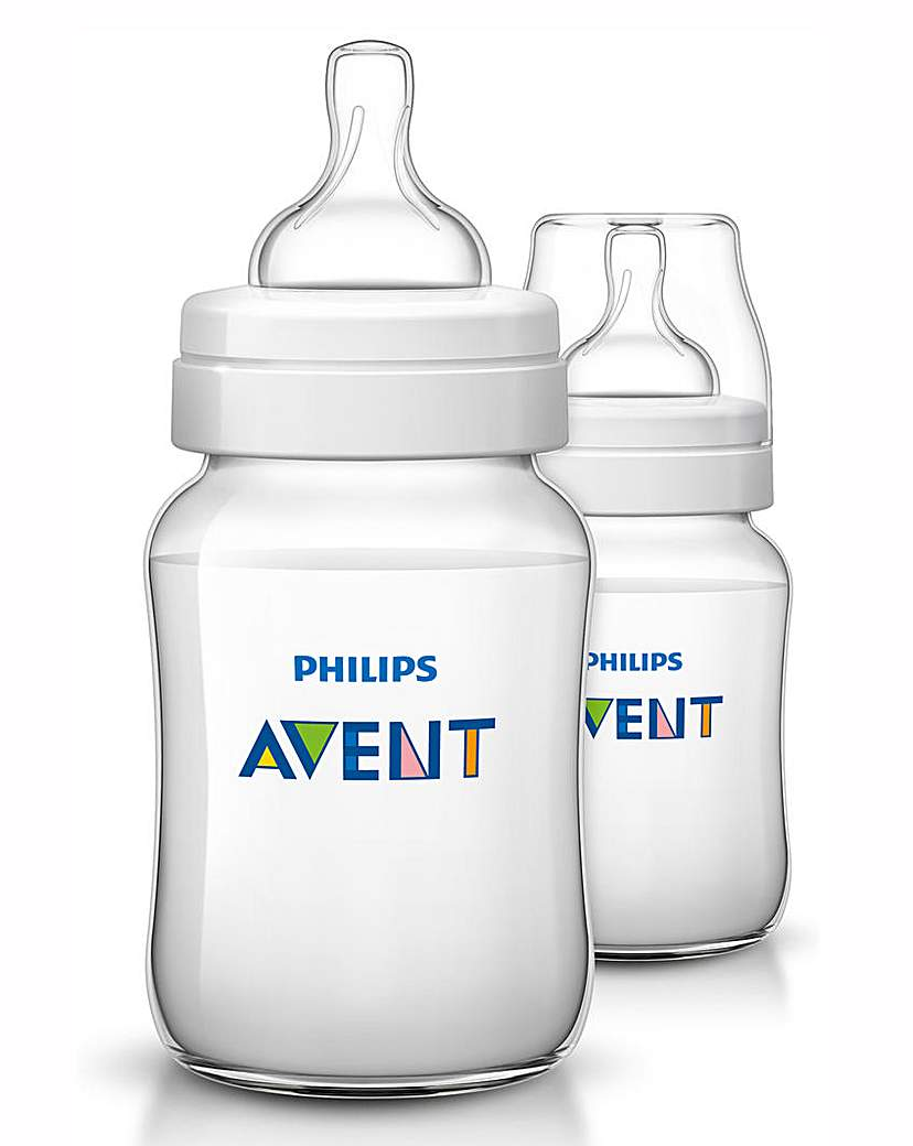 Image of Philips Avent Classic Anti-Colic 260ml