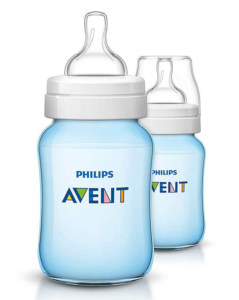 Image of Philips Avent Classic Anti-Colic Blue