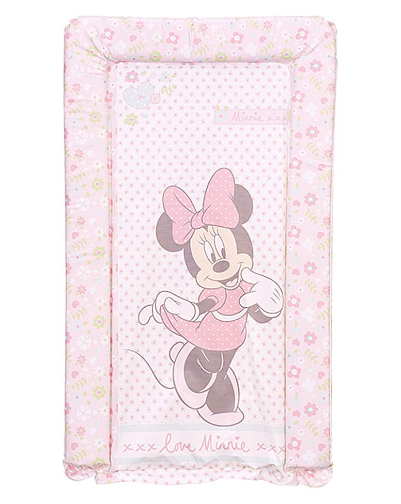 Image of Disney Love Minnie Changing Mat