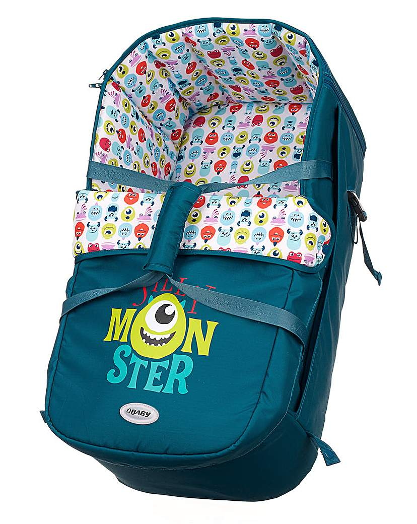 Image of Disney Carrycot - Monsters Inc