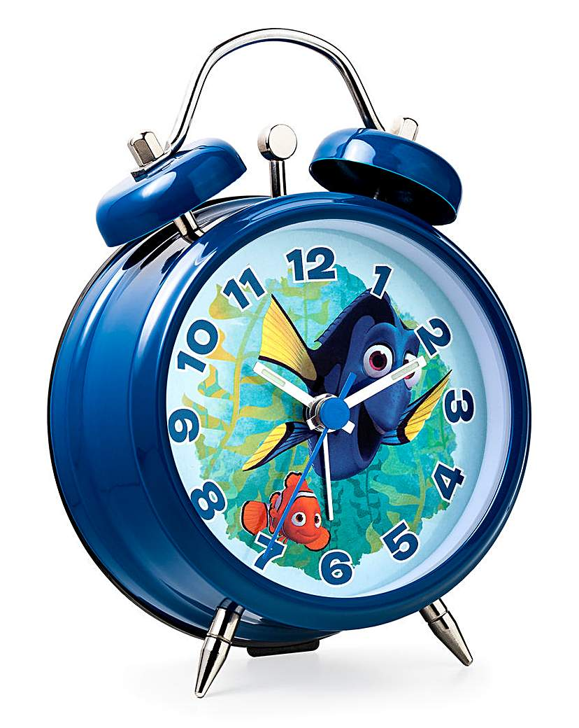 Image of Finding Dory Mini Twinbell Alarm Clock