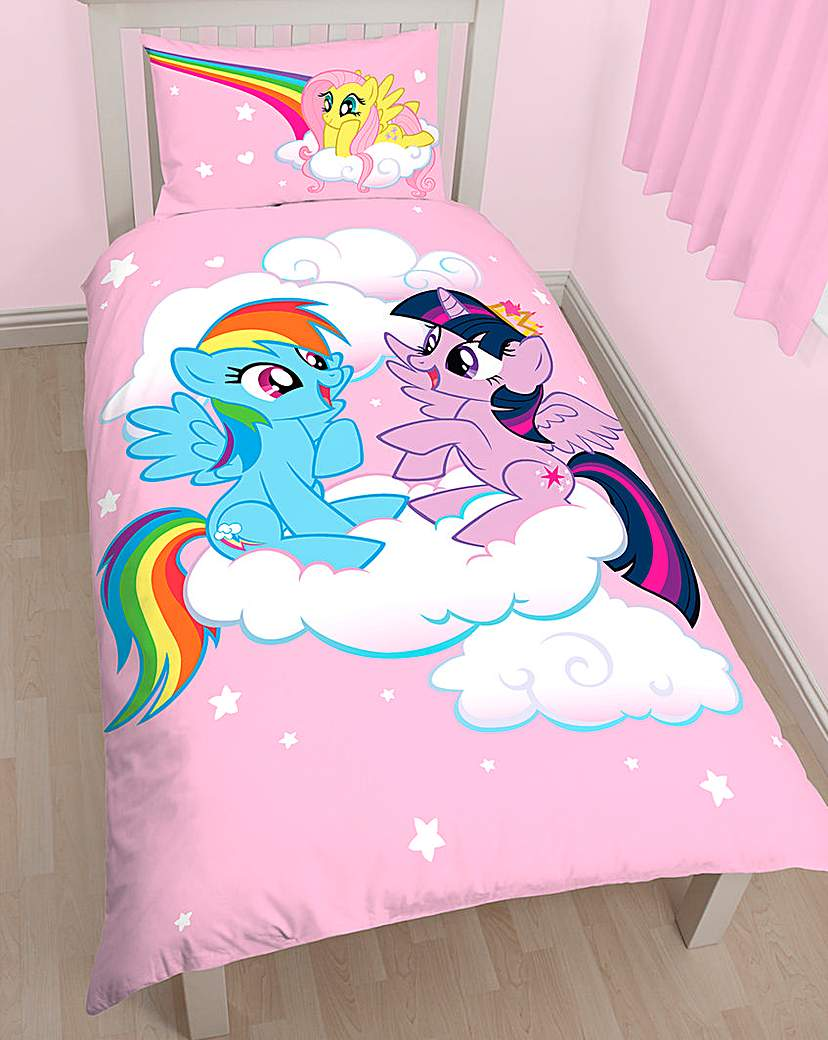 Image of My Little Pony Personalised Duvet
