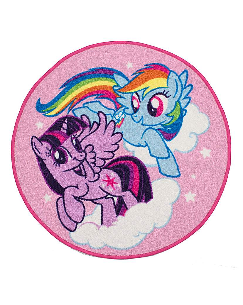 Image of My Little Pony Equestria Rug