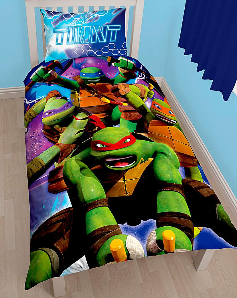 Image of Teenage Mutant Ninja Personalised Duvet