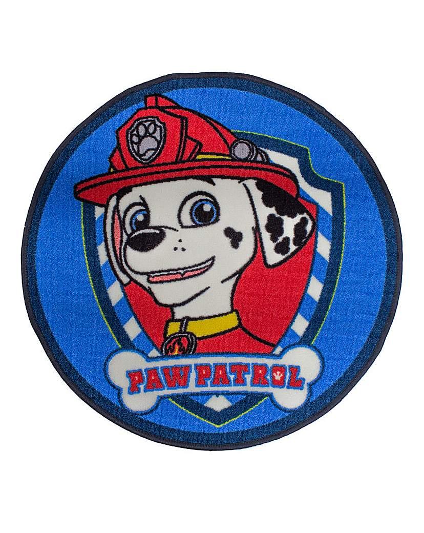 Image of Paw Patrol Pawsome Rug