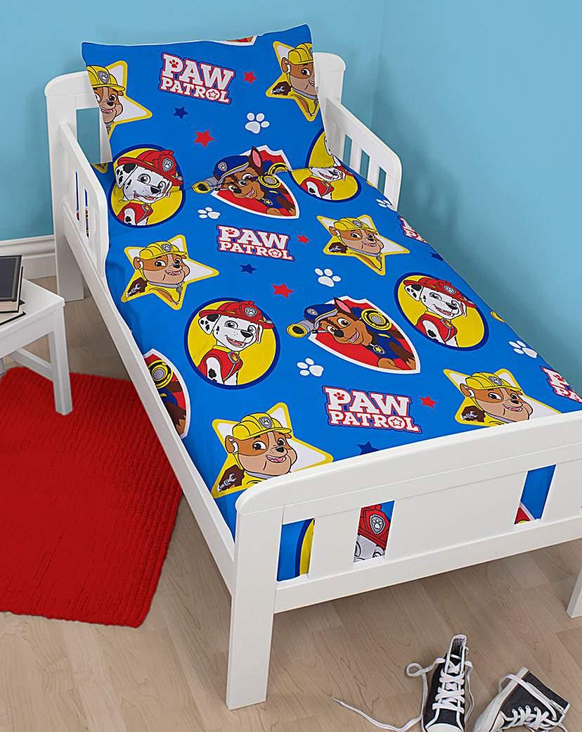 Image of PawPatrol Pawsome Junior Bed Bundles