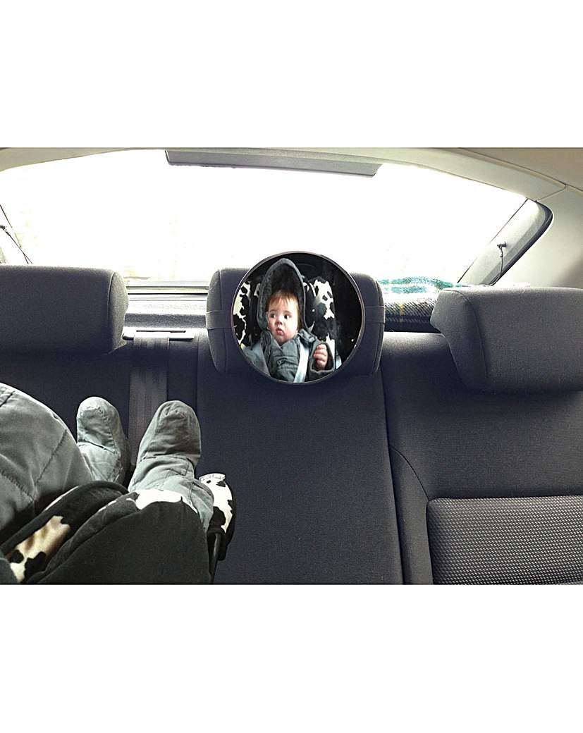 Image of Baby safety view mirror