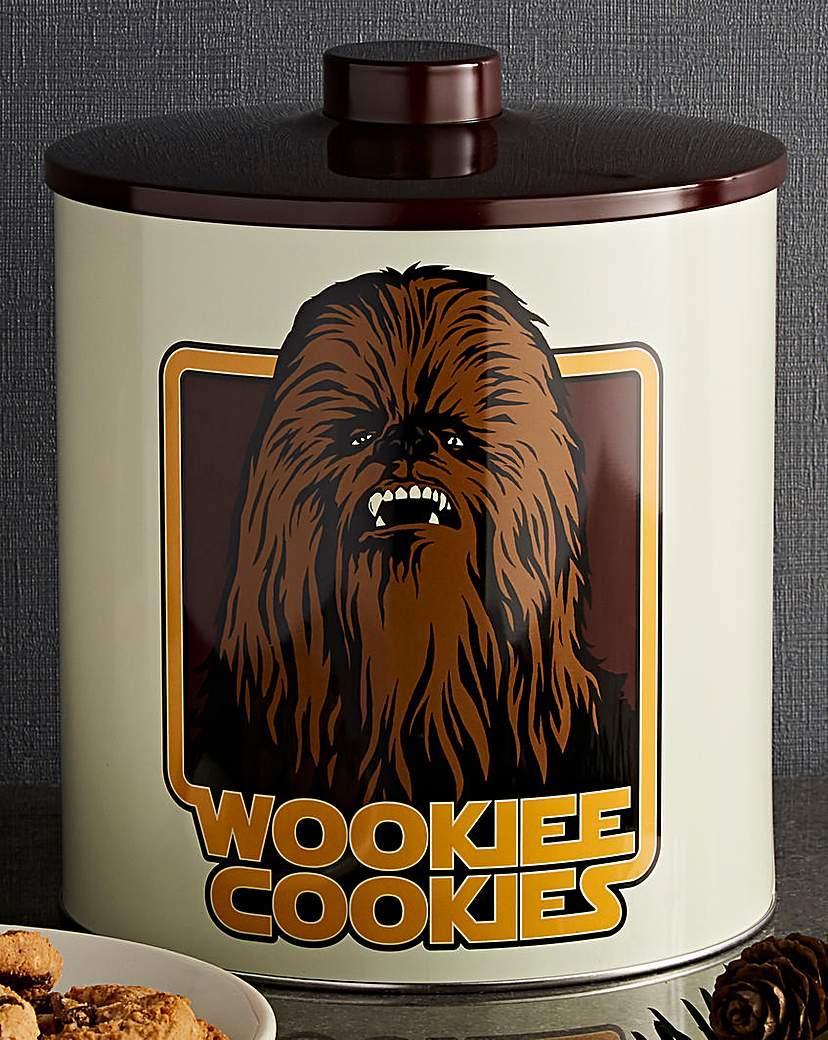 Image of Star Wars Wookiee Cookies Biscuit Barrel