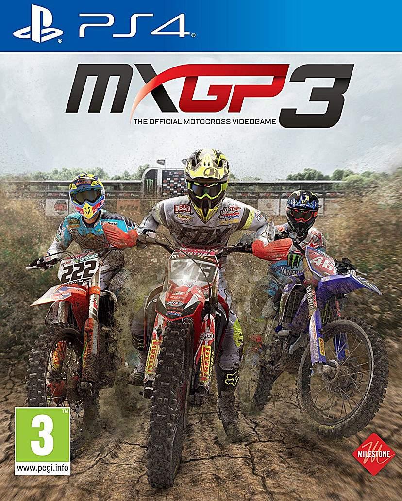 MXGP 3 PS4