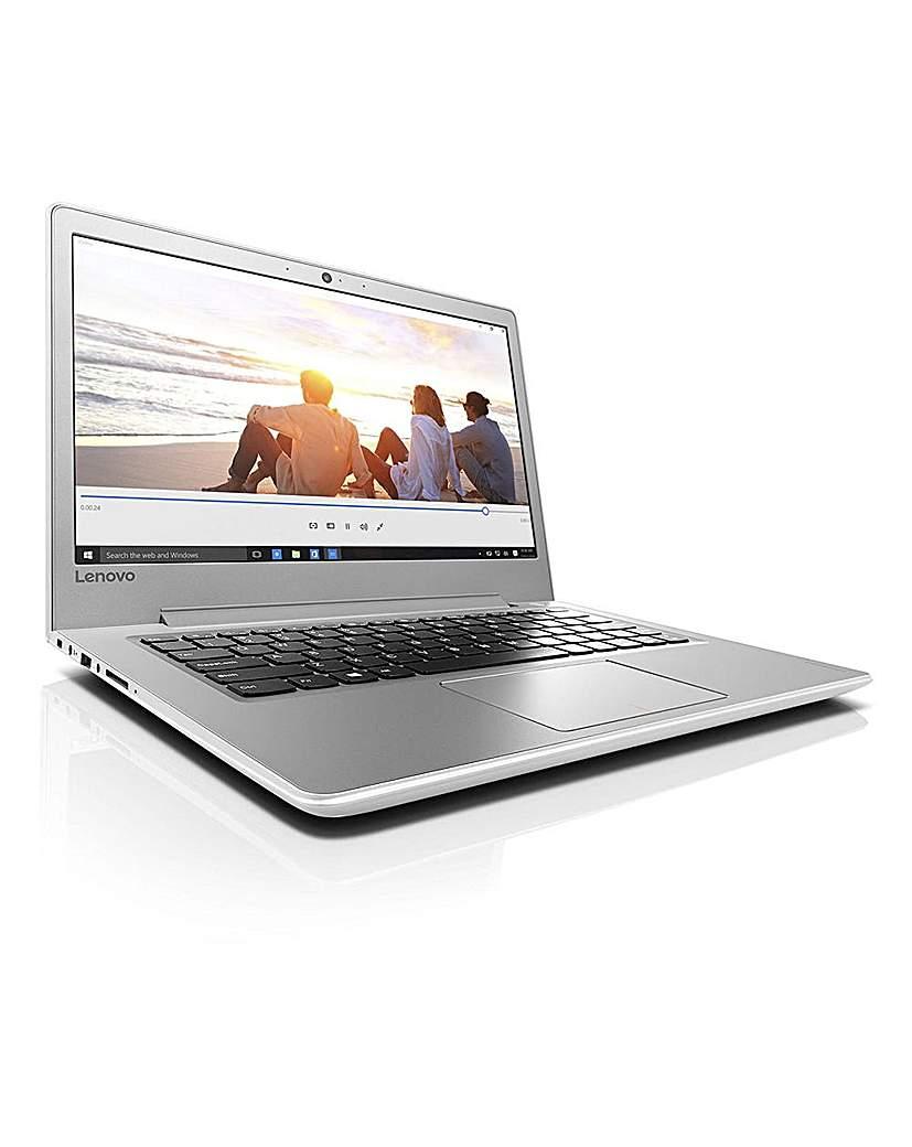 "Lenovo 14"" thin&light lptop i5 8GB slvr"