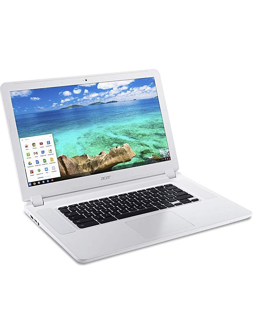 "Acer 15"" Chromebook Celeron 4GB 32GB"