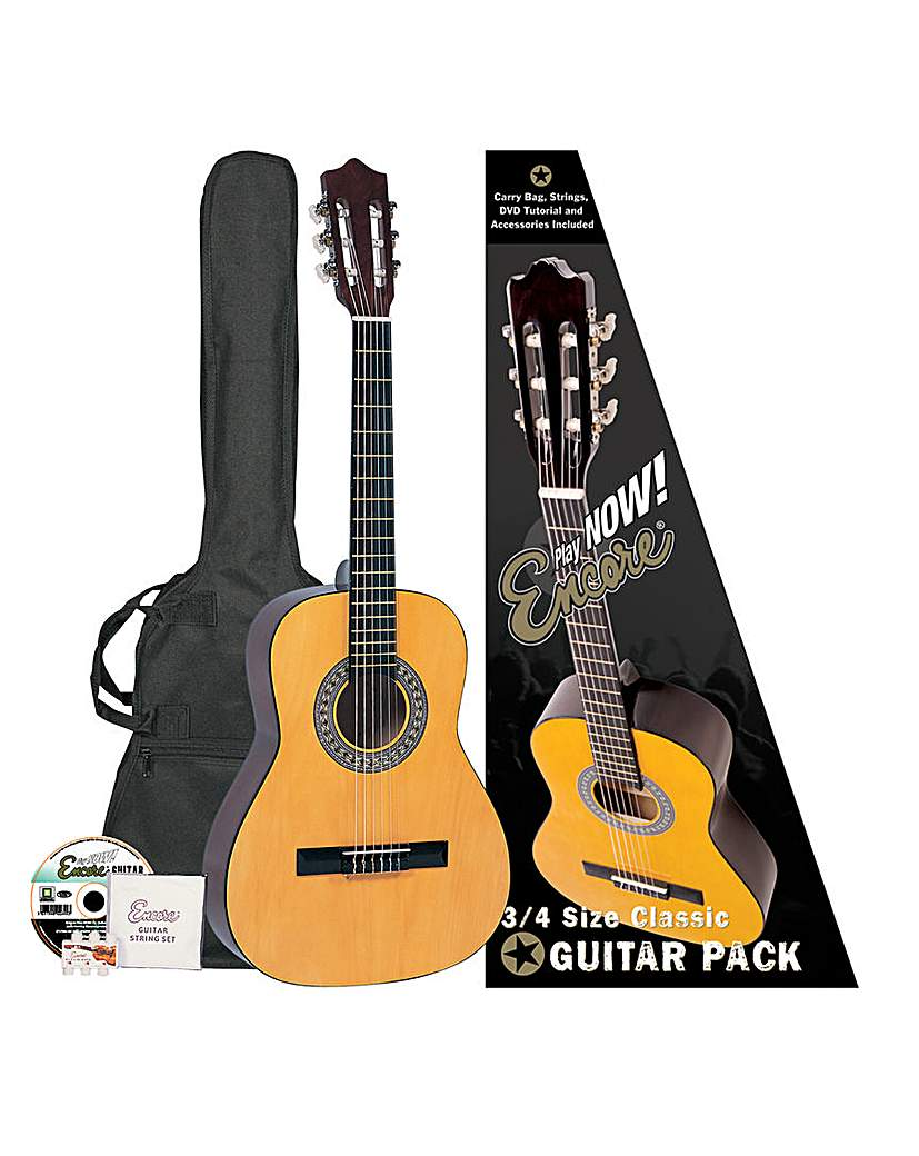 Image of Encore Classic Guitar Outfit