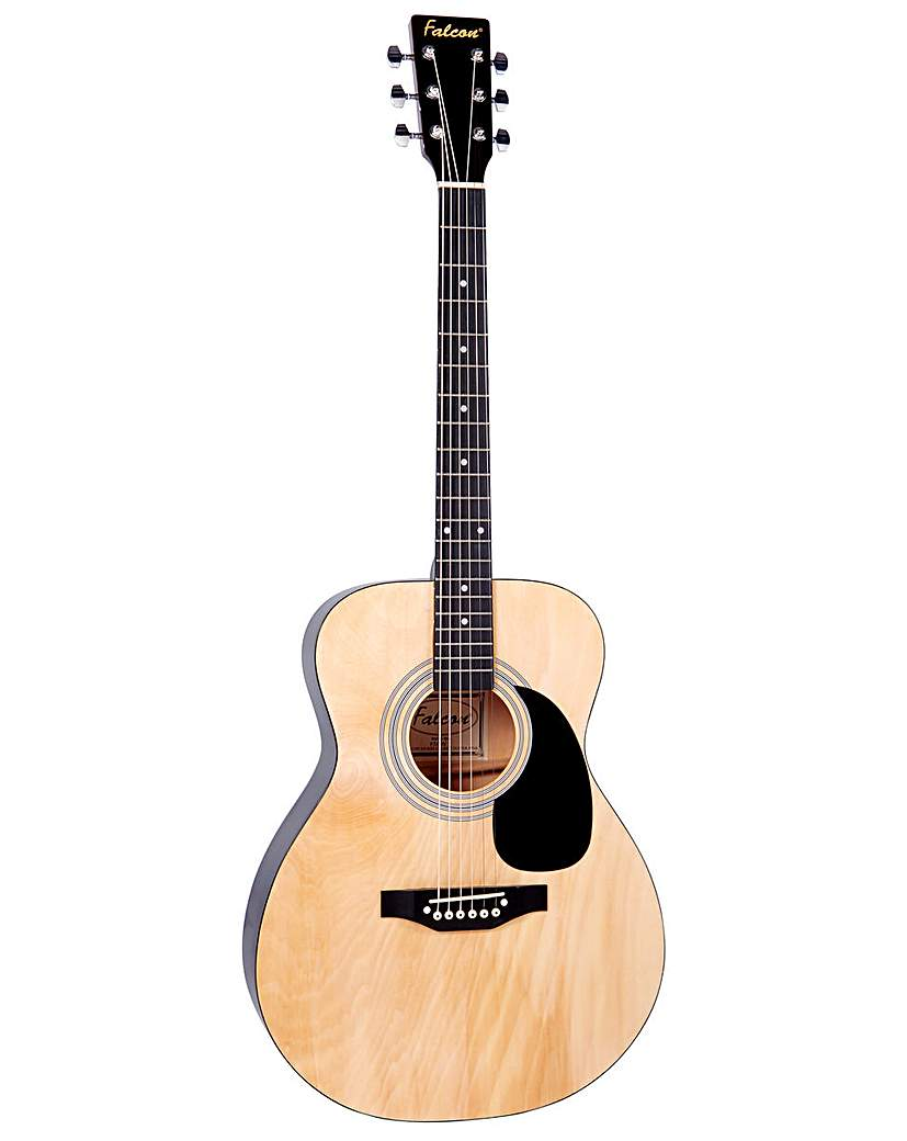 Image of Falcon Folk Guitar - Natural