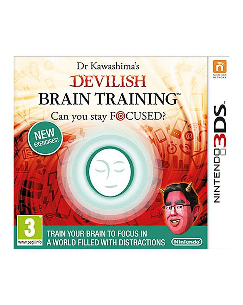 Dr. Kawashimas Brain Training 3DS