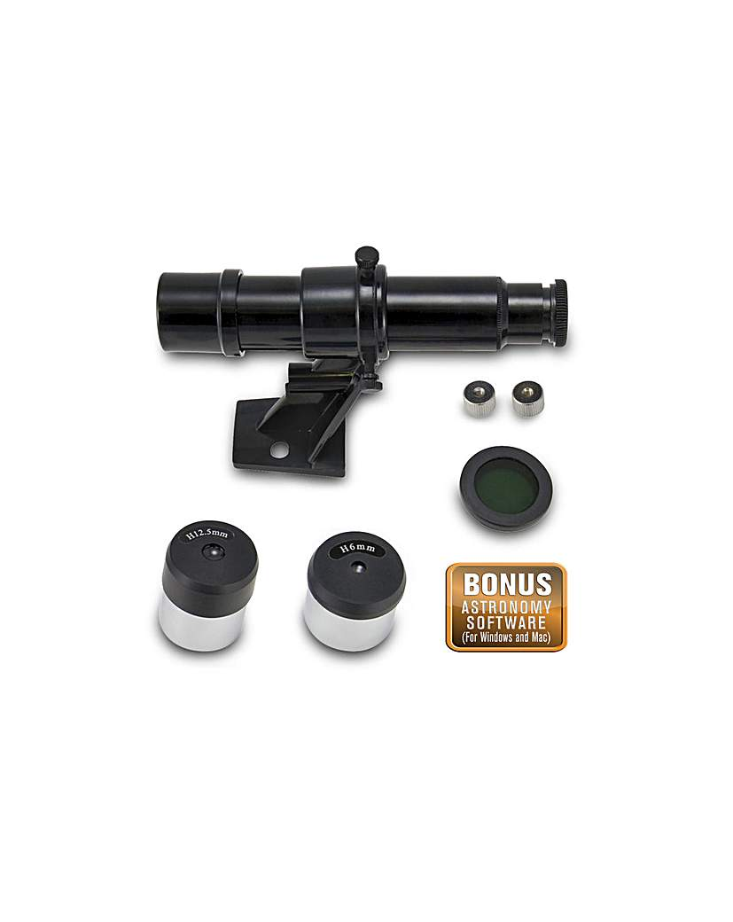 Image of Celestron FirstScope Accessory Kit