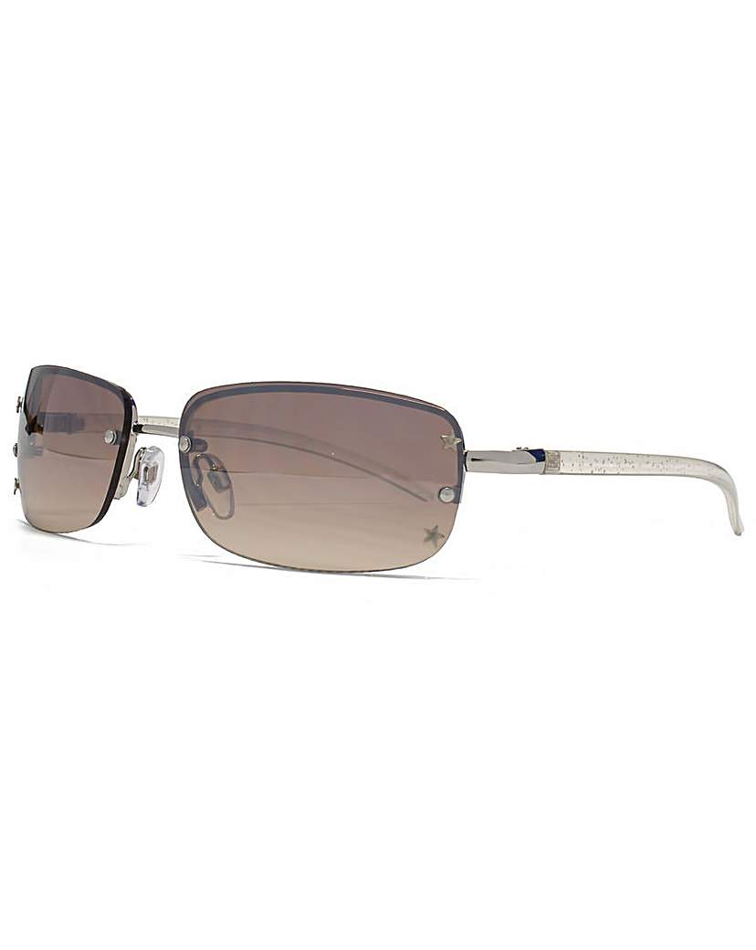 Monkey Monkey Overlaid Square Sunglasses