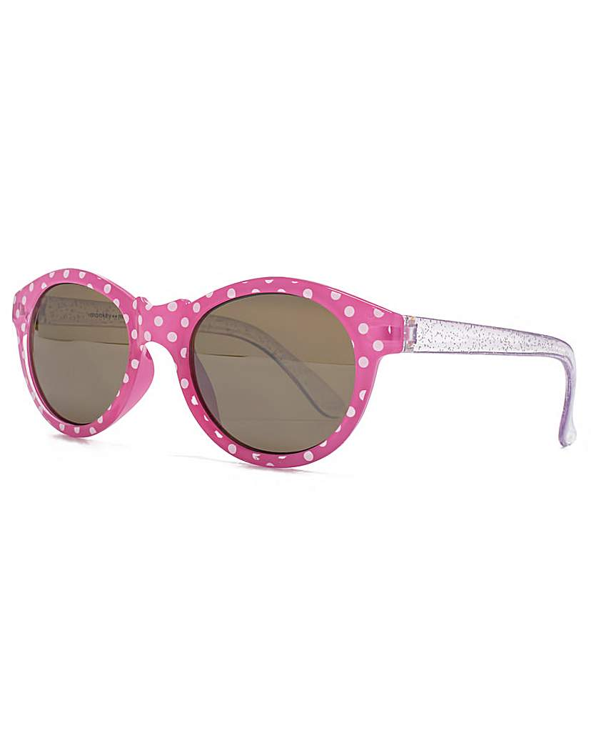 Monkey Monkey Polka Dot Sunglasses
