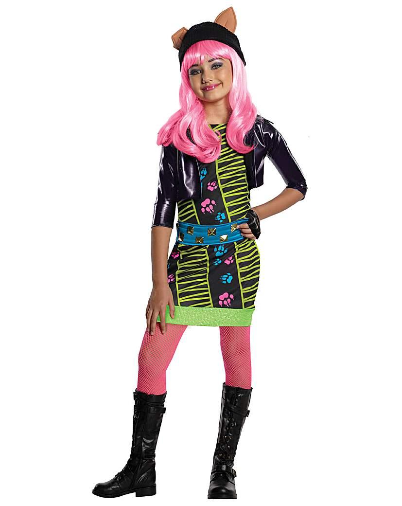 Monster High Howleen Wolf Costume