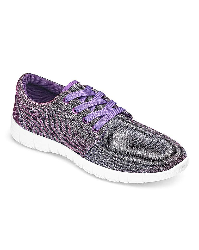 Image of Capsule Active Lace Trainers