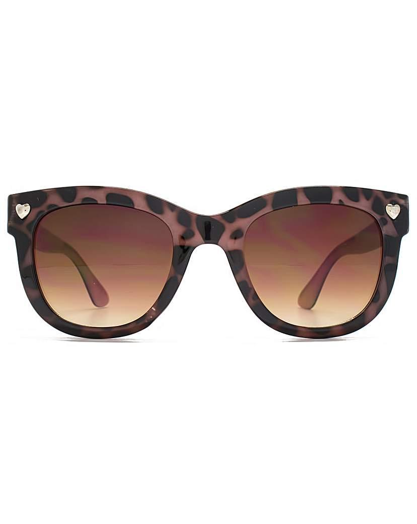 Monkey Monkey Heart Stud Sunglasses