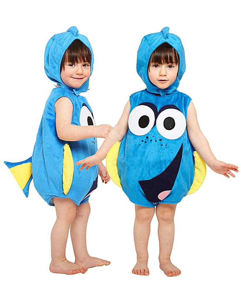 Disney Finding Dory - Dory Baby Costume