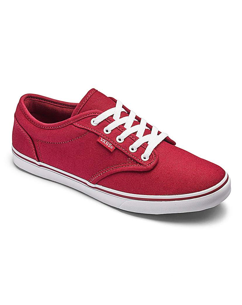 Vans Atwood Low Lace Womens Trainers