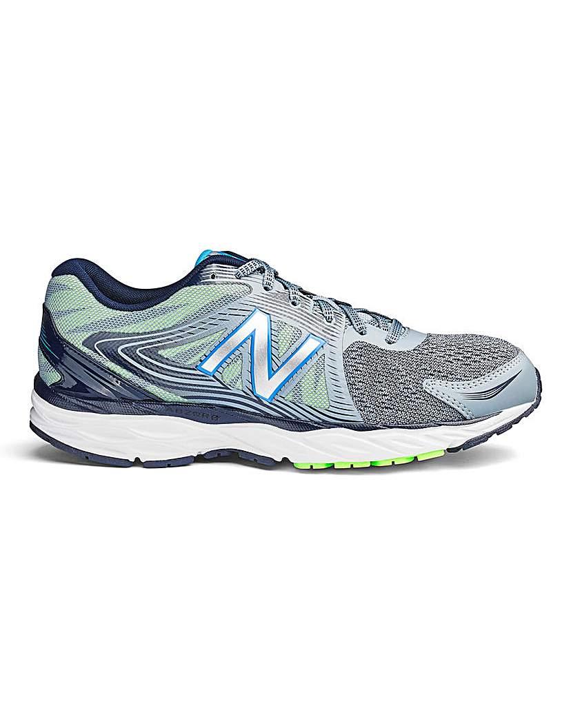 New Balance Mens 680 Running Trainers