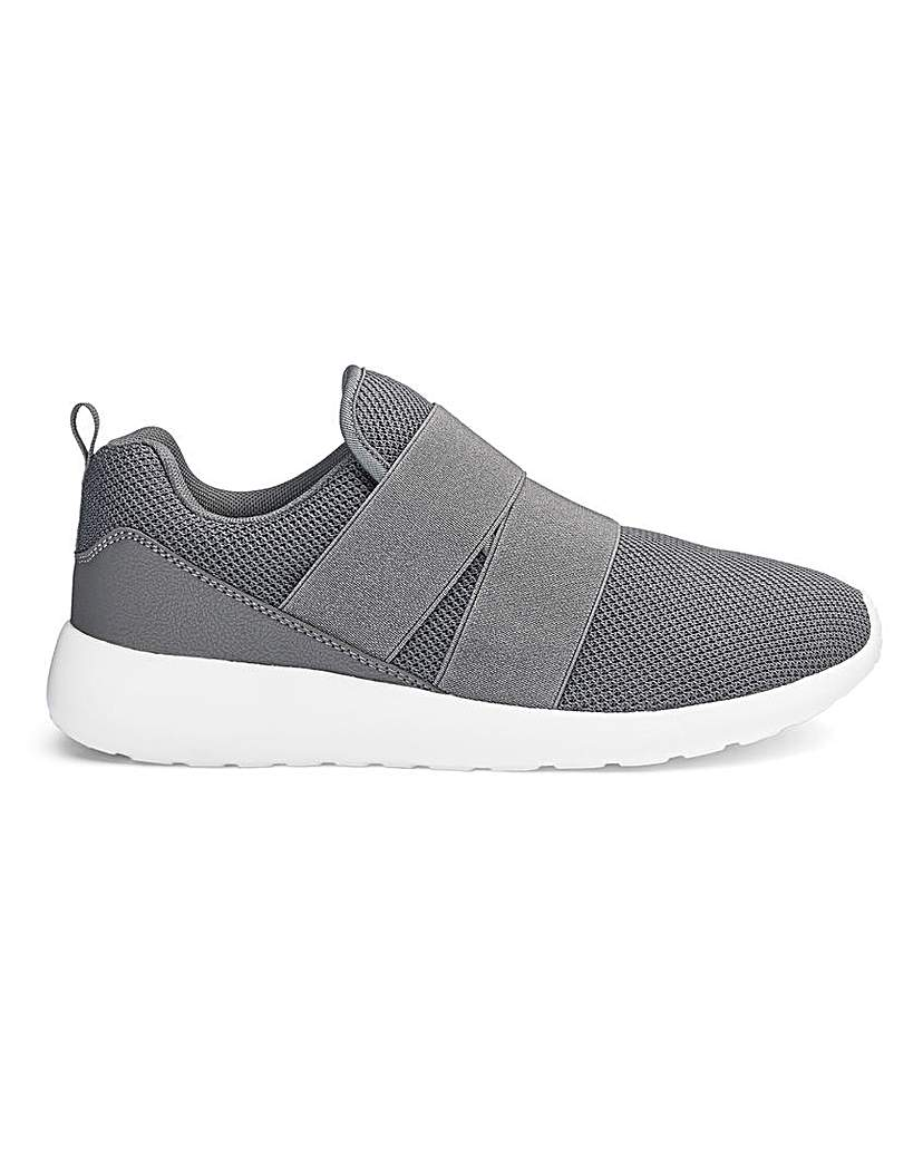 Capsule Active Stretch Fasten Trainers.