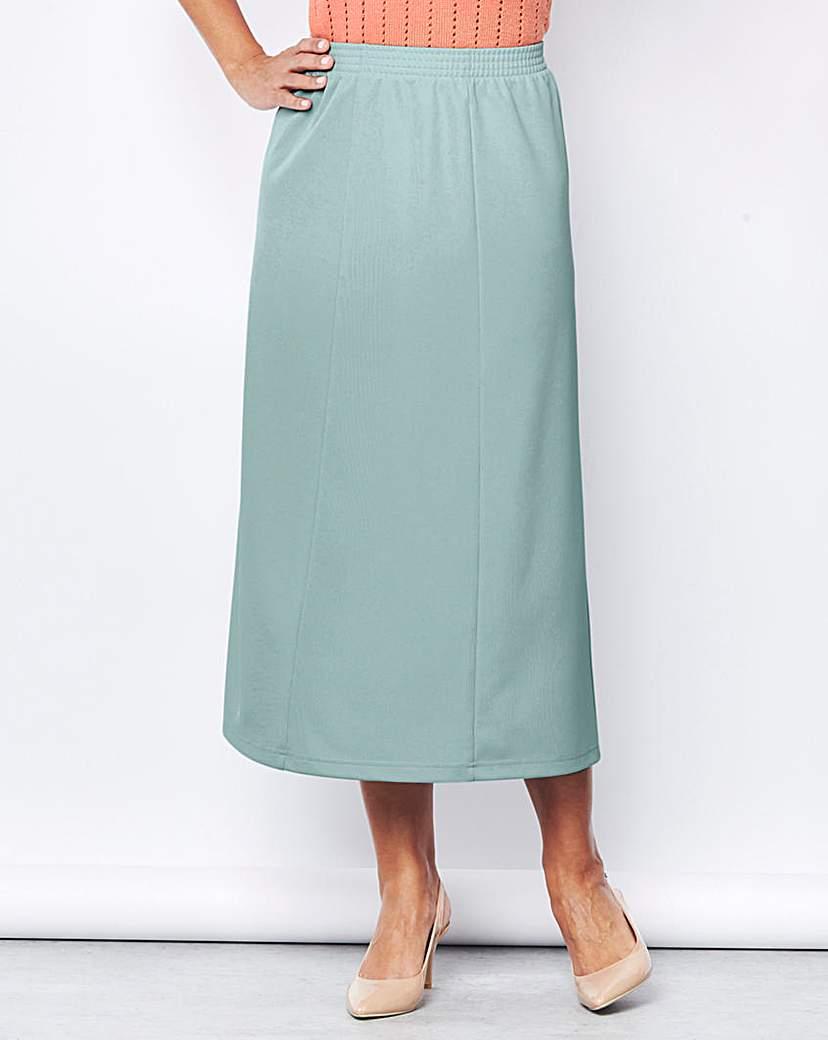 Slimma Pull-On Skirt Length 26in.
