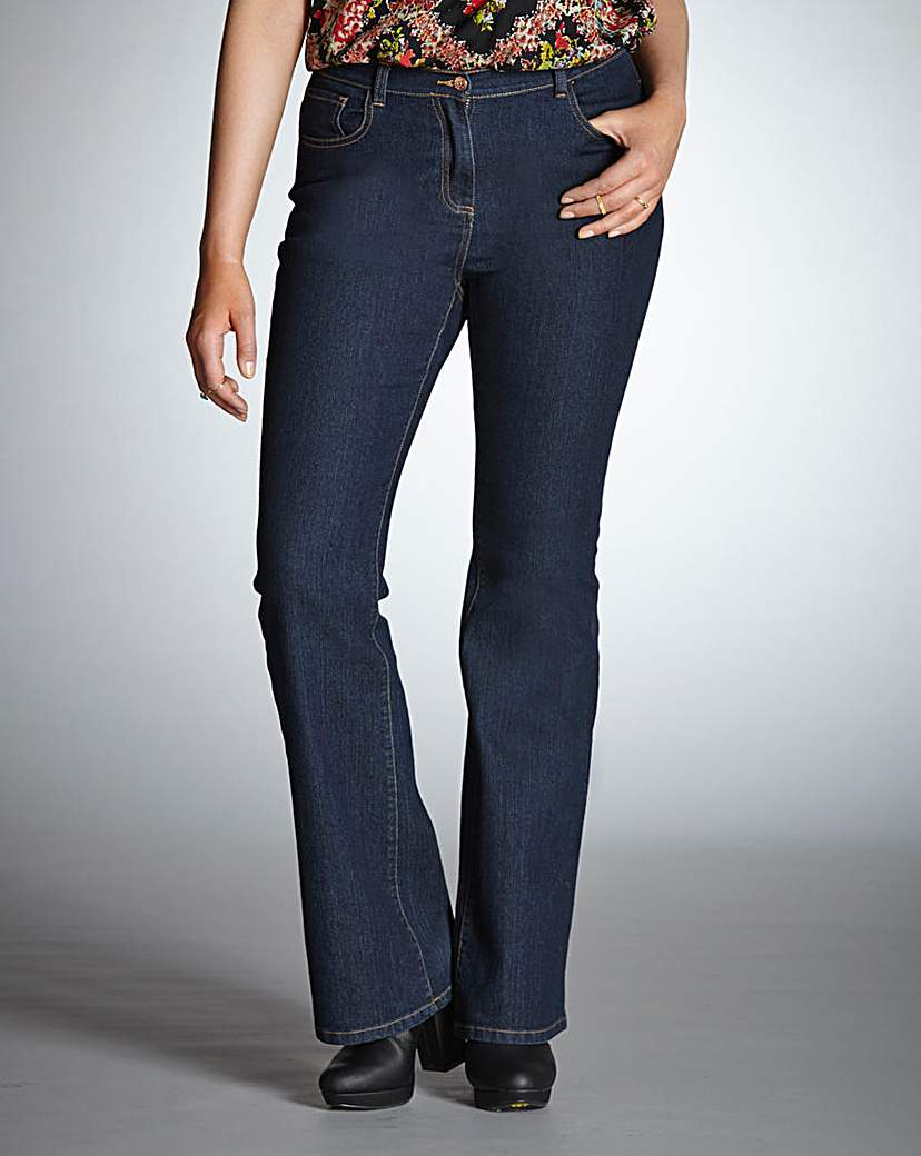 Image of BESPOKEfit Jeans Fuller Thigh Fit Reg