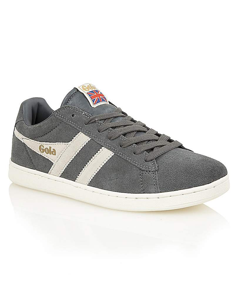 1960s Mens Shoes- Retro, Mod, Vintage Inspired Gola Equipe Suede Mens Trainers £54.00 AT vintagedancer.com