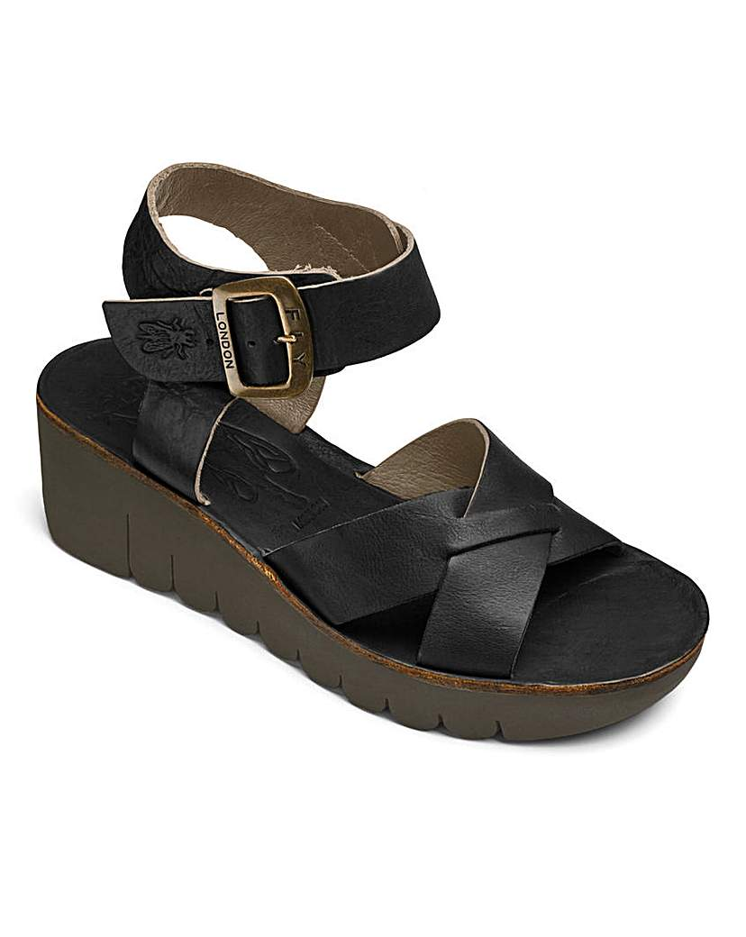 Image of Fly London Yera Sandals D Fit