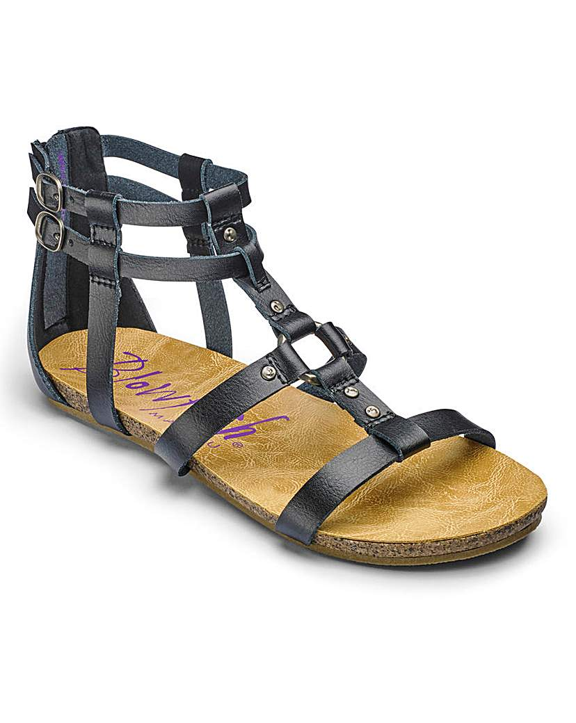 Image of Blowfish Gladiator Sandals D Fit