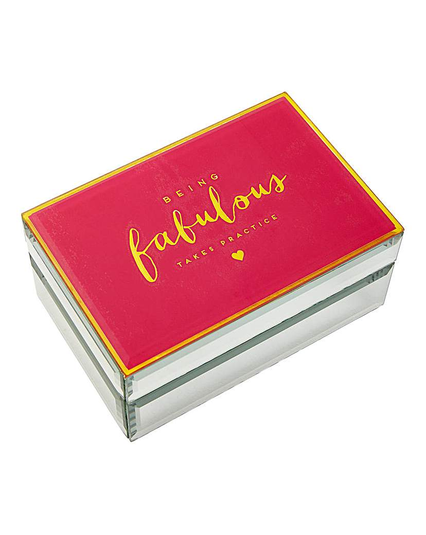 Image of By Appointment Fabulous Jewellery Box