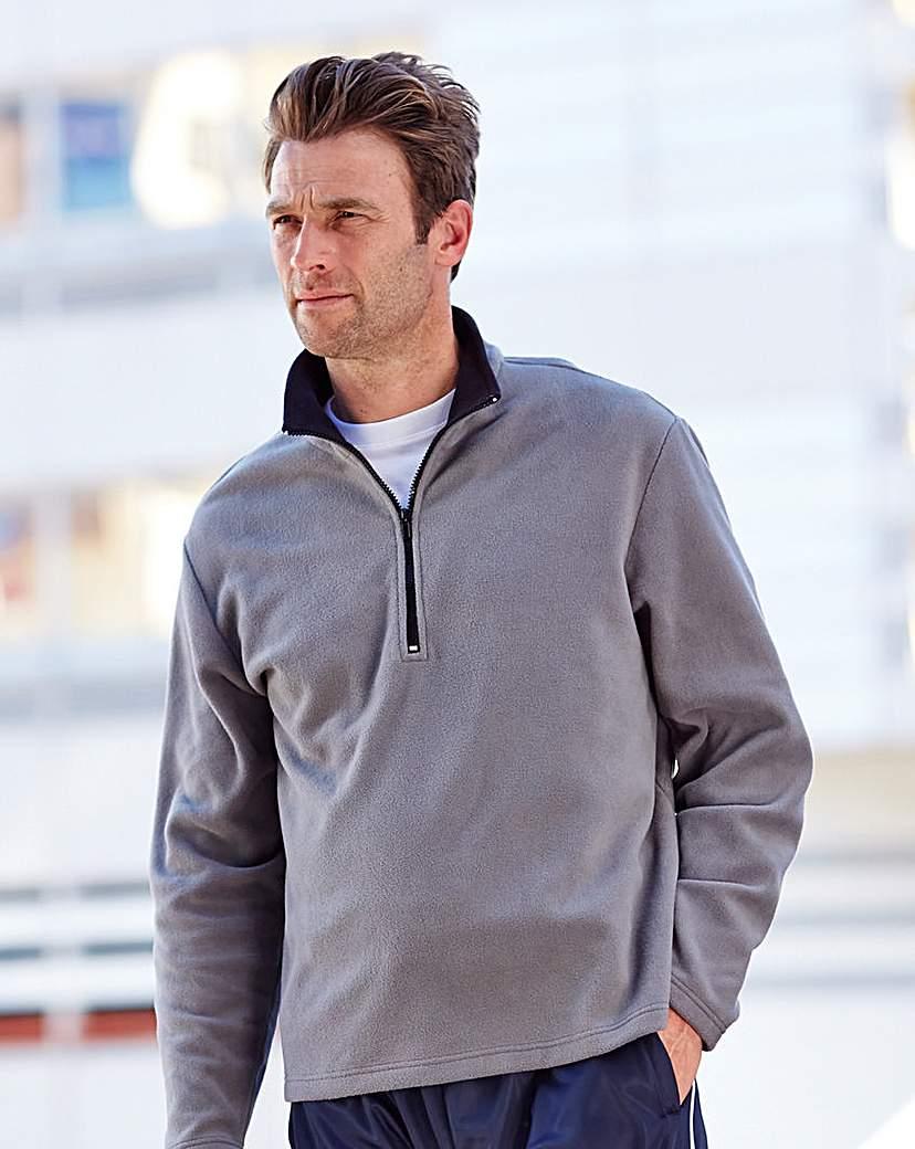 Product photo of Jcm sports pk 2 1 4 zip fleece