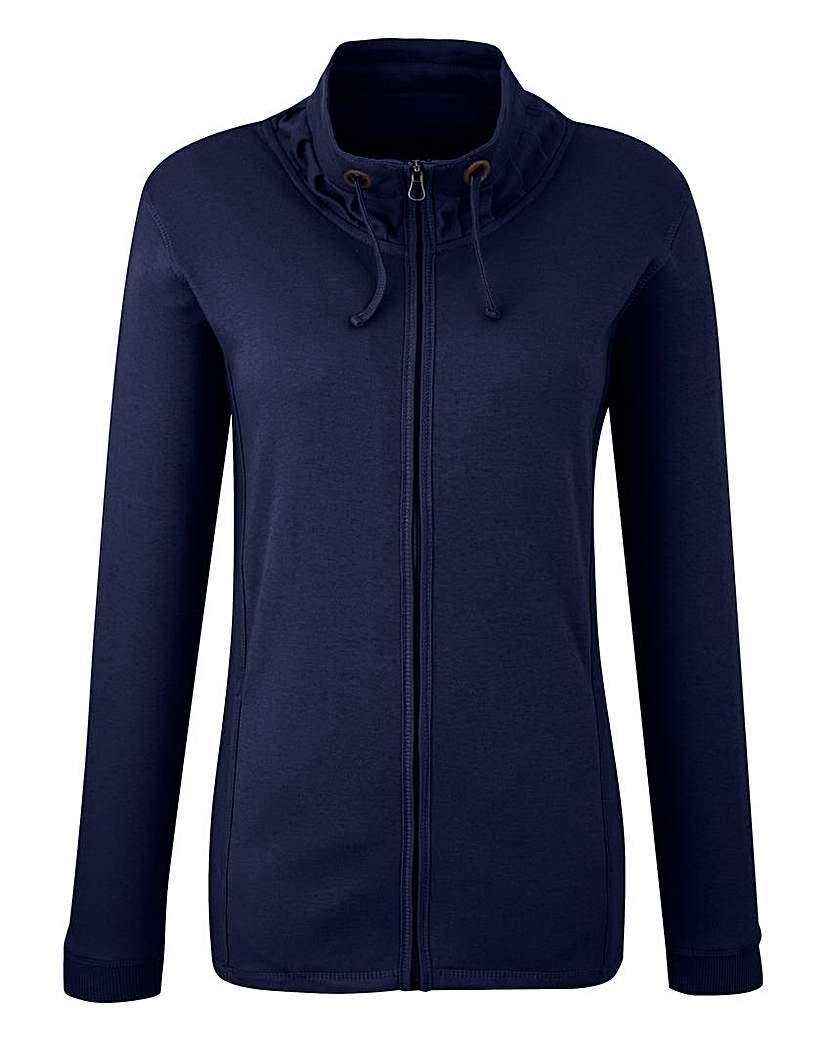 Product photo of Anthology zipthrough jacket