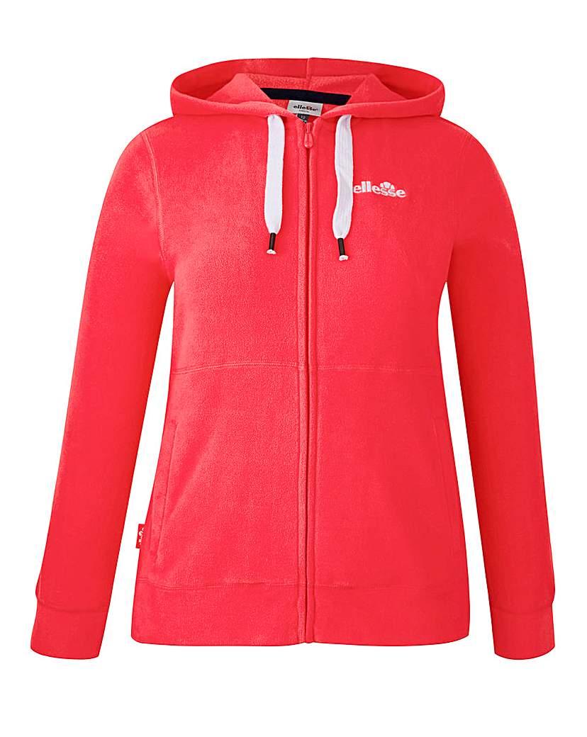 Ellesse Mircofleece Hooded Jacket