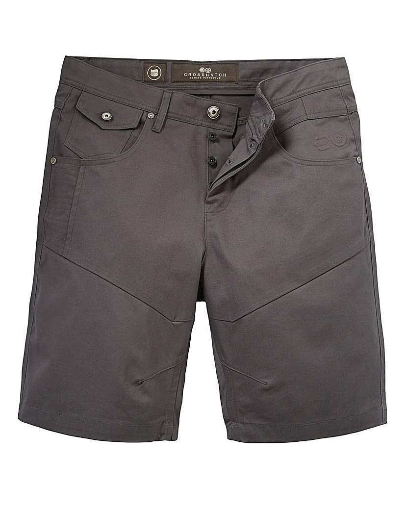 Image of Crosshatch Amalga Magnet Chino Shorts