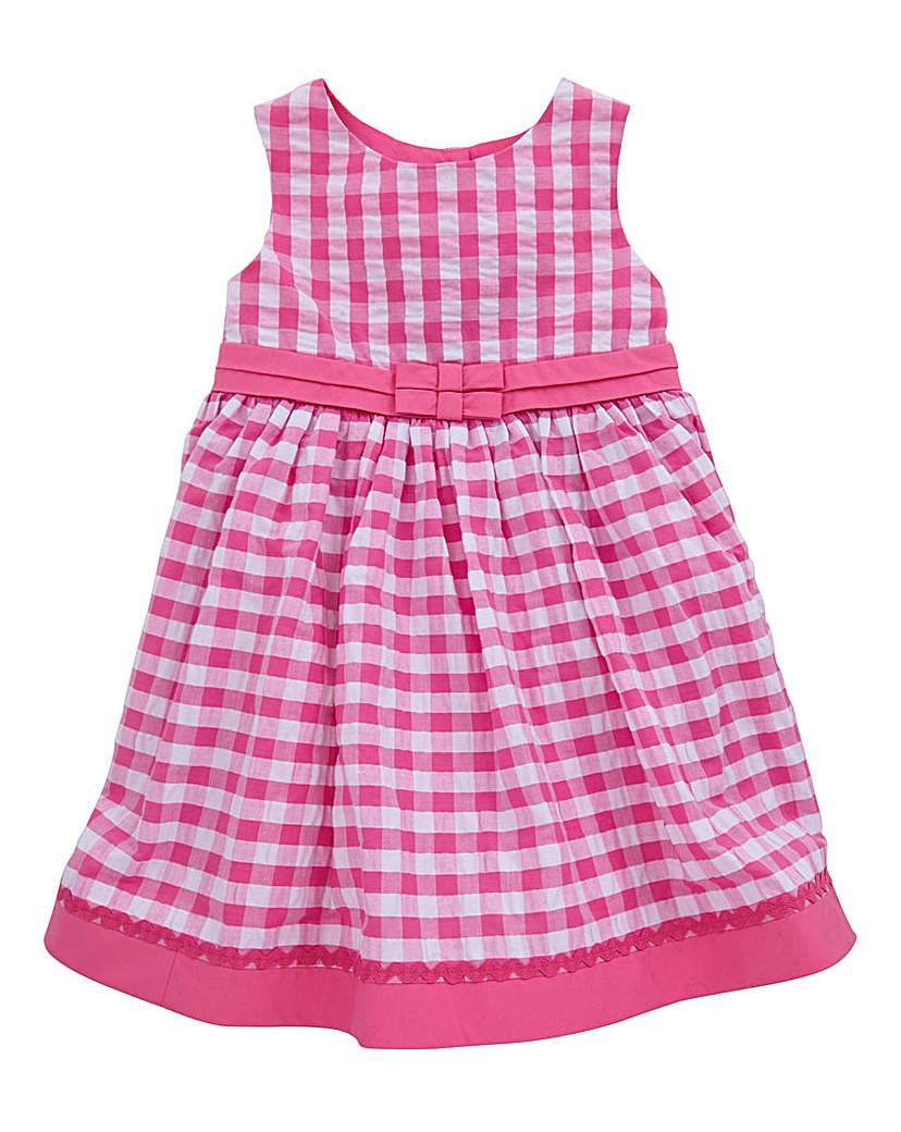Image of KD Baby Gingham Dress