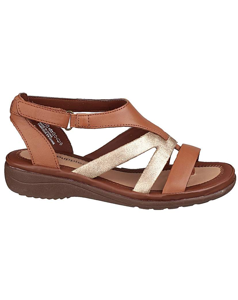 Hush Puppies Maben Keaton Summer Sandal