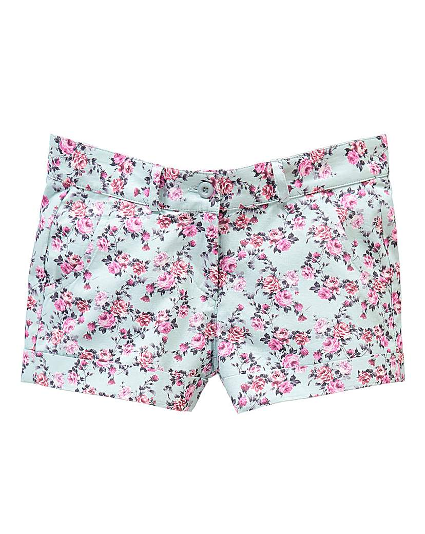 Image of KD BABY Floral Shorts