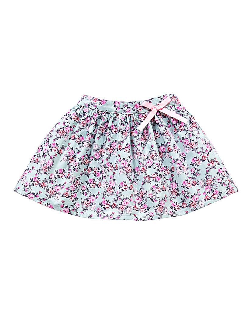 Image of KD BABY Floral Skirt