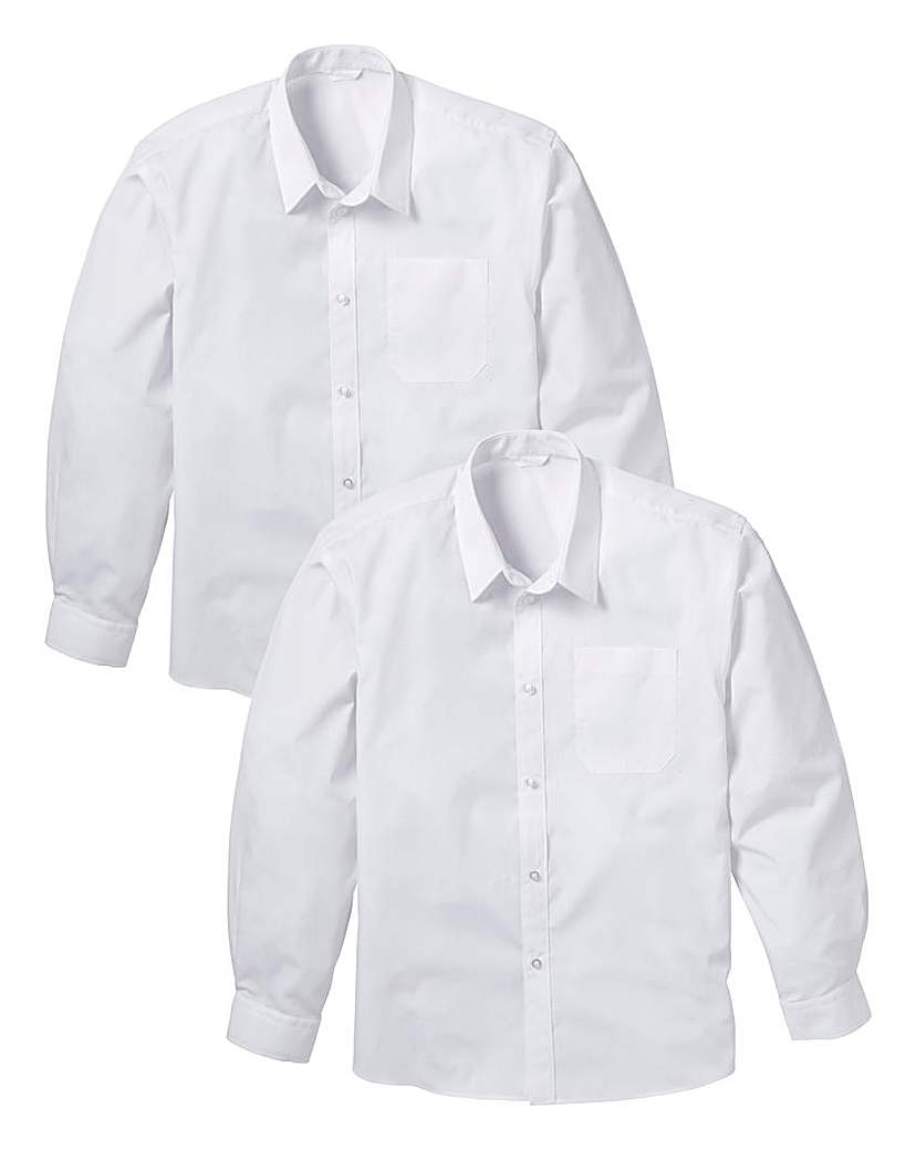 Image of TKD Boys 2 Pack Shirts G Fit (3-6 yrs)