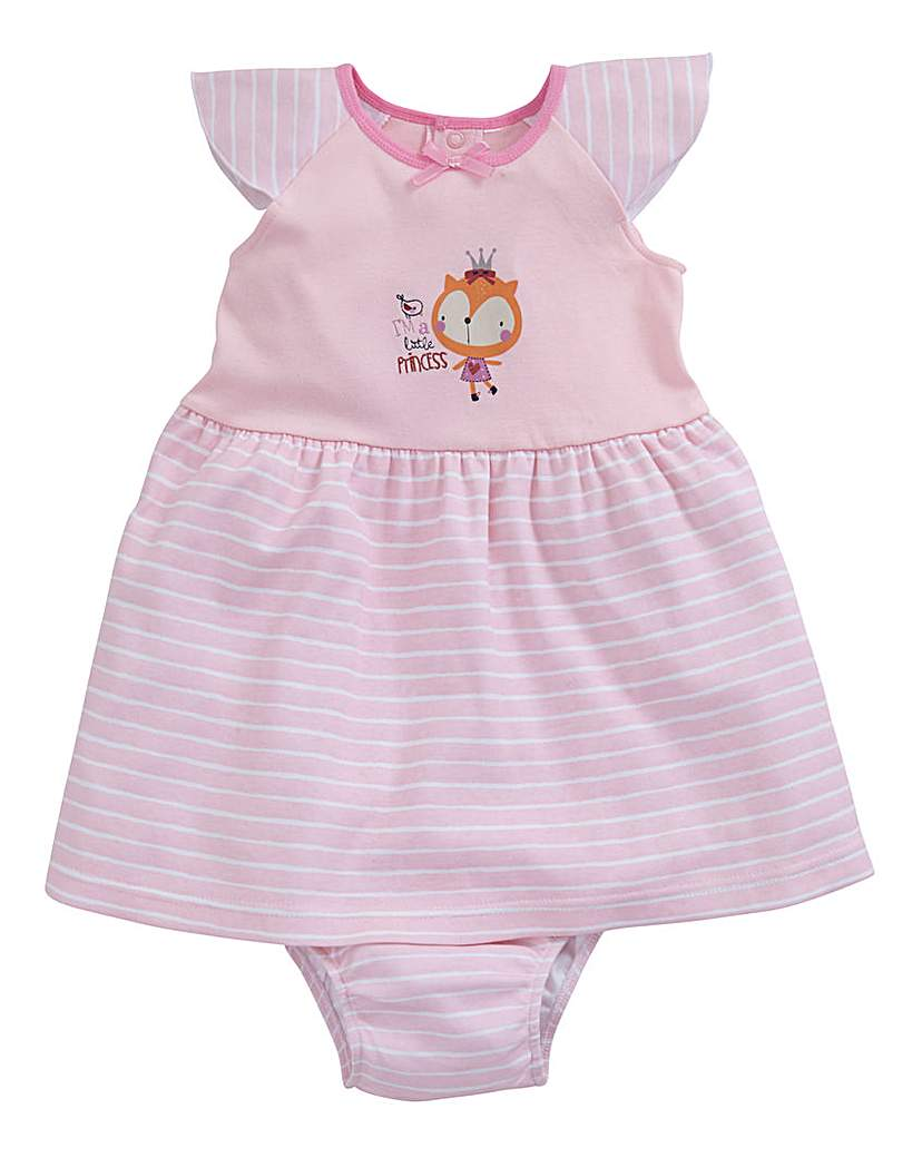 Image of KD Baby Girl Dress and Knicker Set