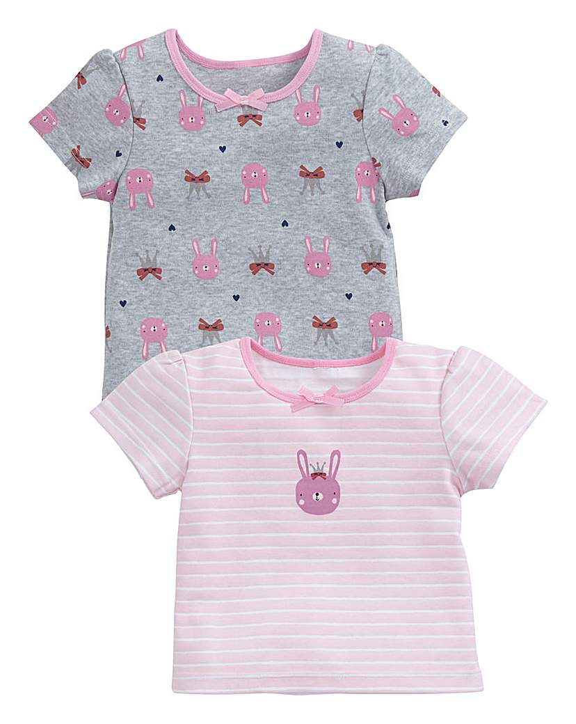 KD Baby Girl Pack of Two Tops.